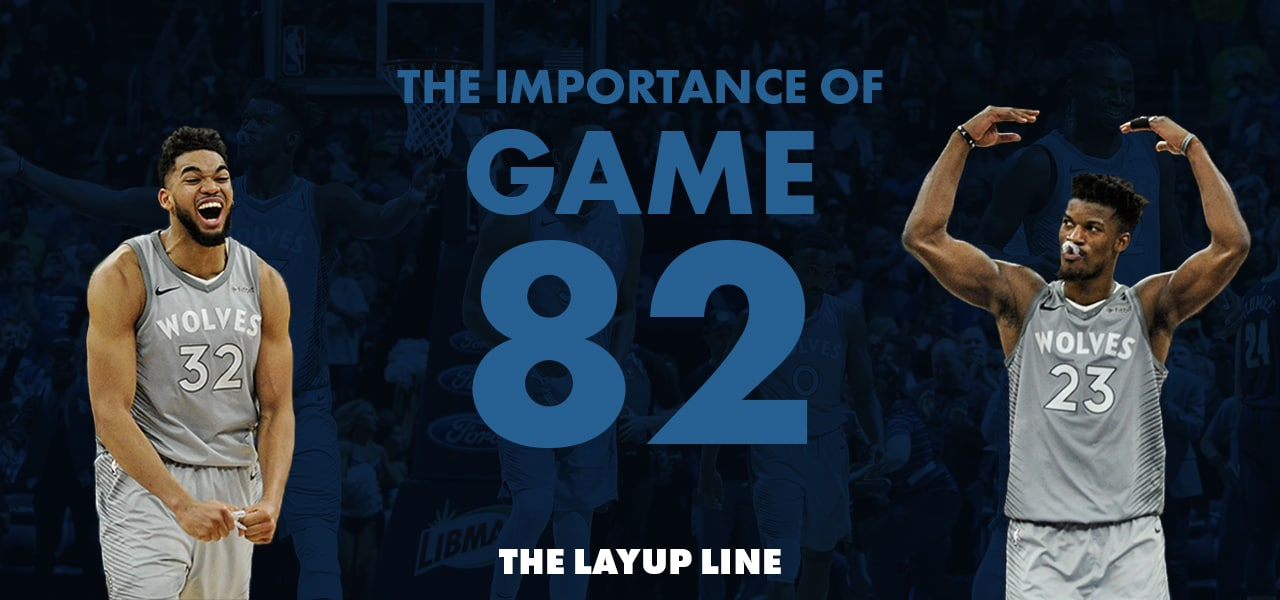 Wolves Gm Scott Layden Enjoyed Last Year S Pivotal Game 82 Just As