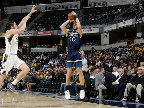 Preseason Gallery | Wolves at Pacers