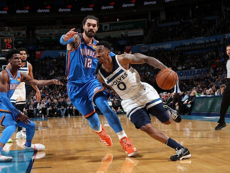 Gallery | Wolves at Thunder