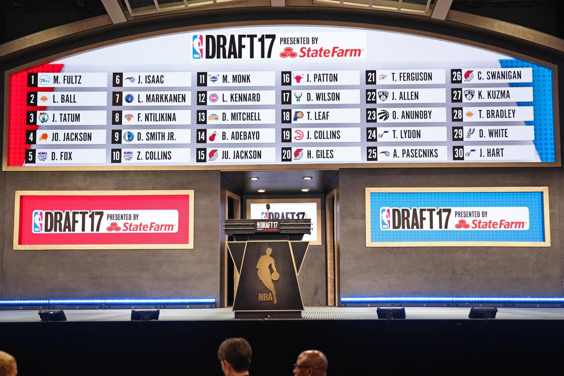 Timberwolves To Pick 20th In 2018 NBA Draft | Minnesota ...