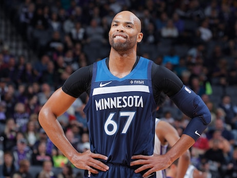 2018-19 In Photos | Taj Gibson