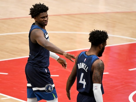 Photos: Wolves at Wizards