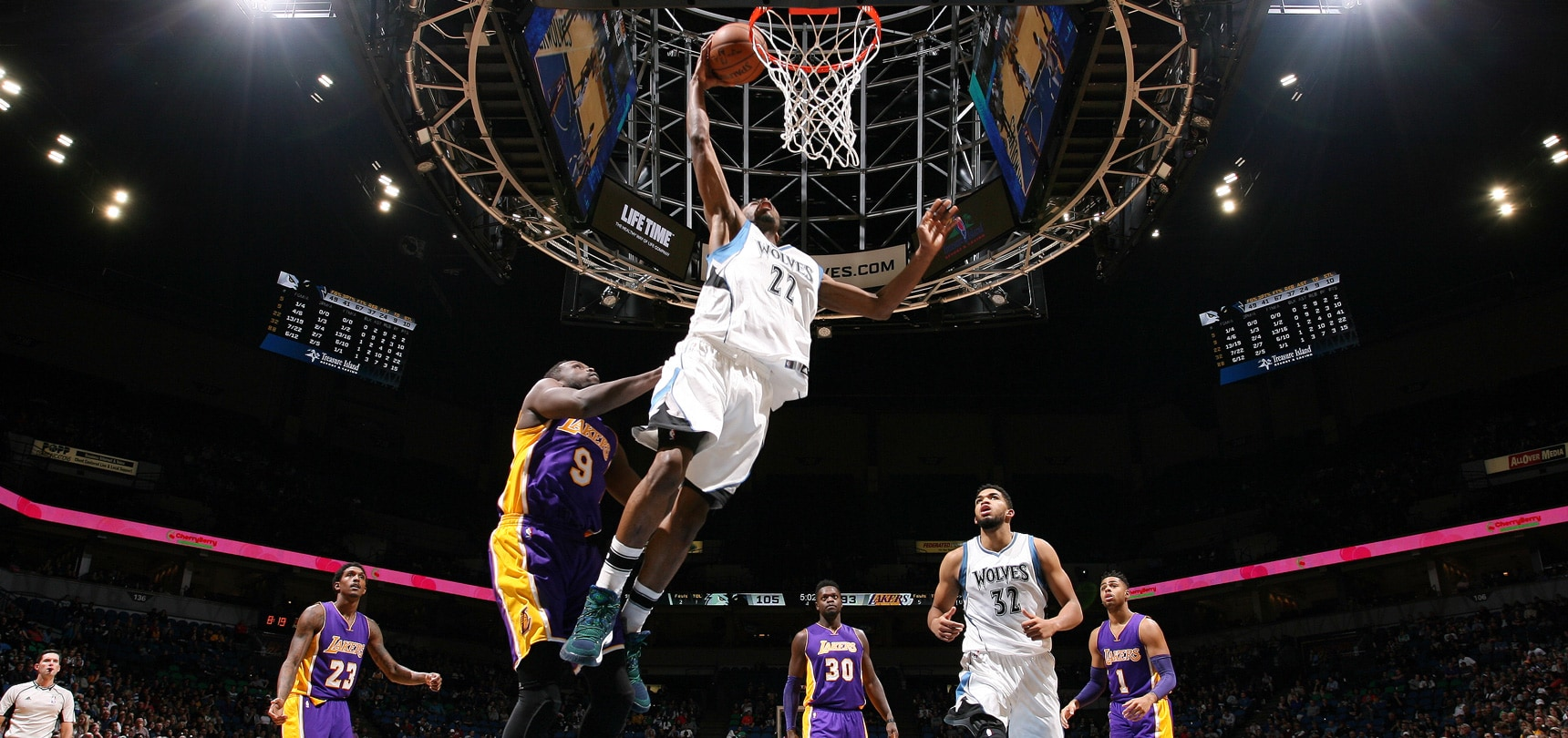 Scouting Report  Wolves at Lakers