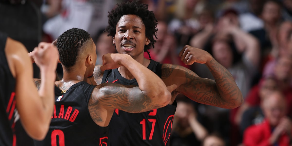 Ed Davis Has Been A Fan And Locker Room Favorite At Every Stop