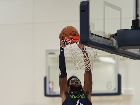 Timberwolves Bubble Practice: 9.26.20