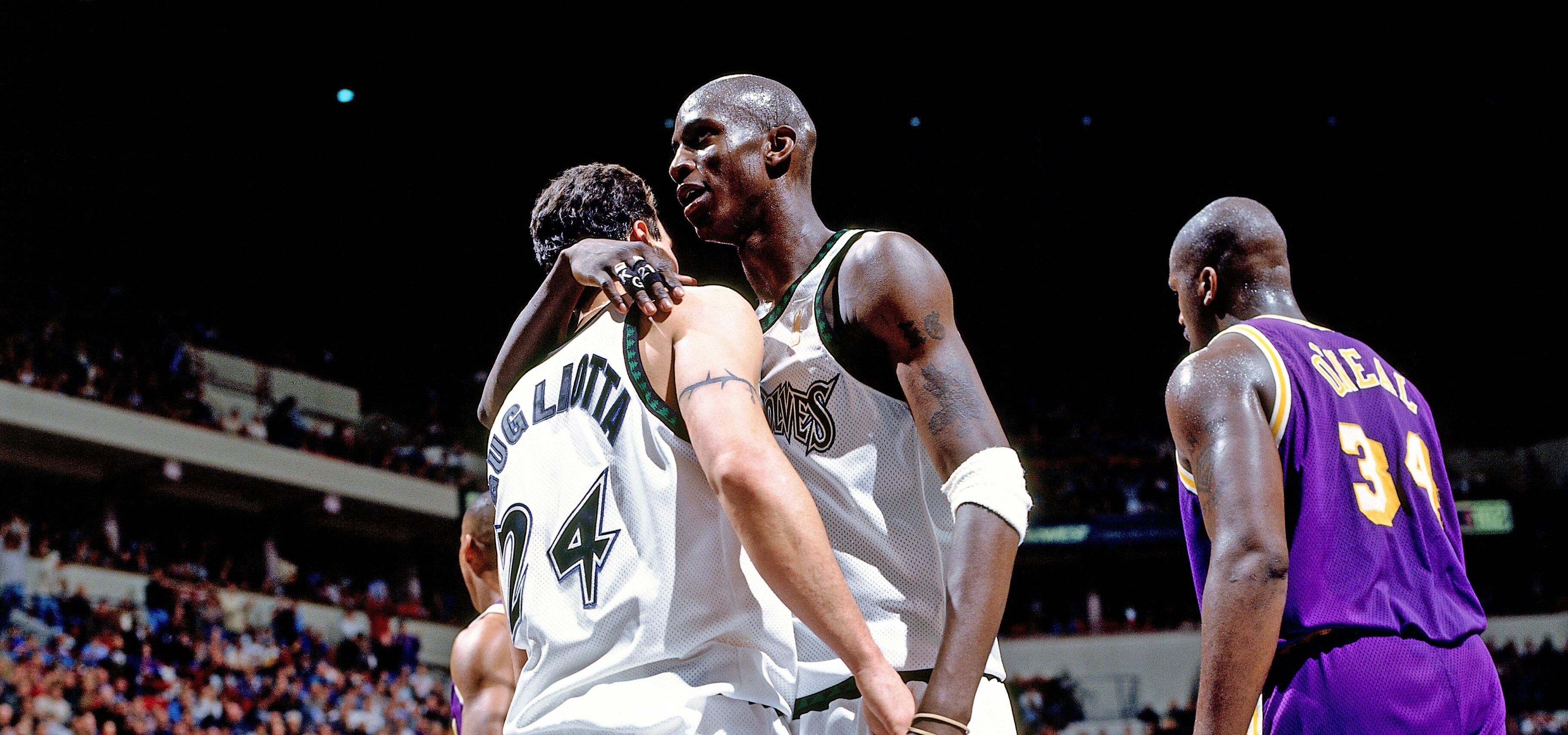 Tom Gugliotta Shares Funny Story About KG From Rookie Season ... ad5957f5e