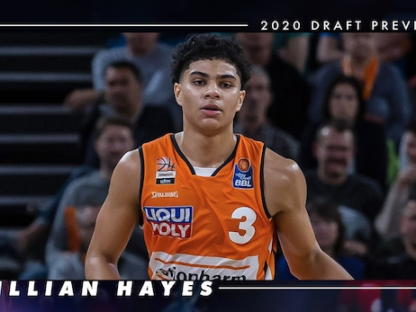 2020 NBA Draft Profile: Killian Hayes