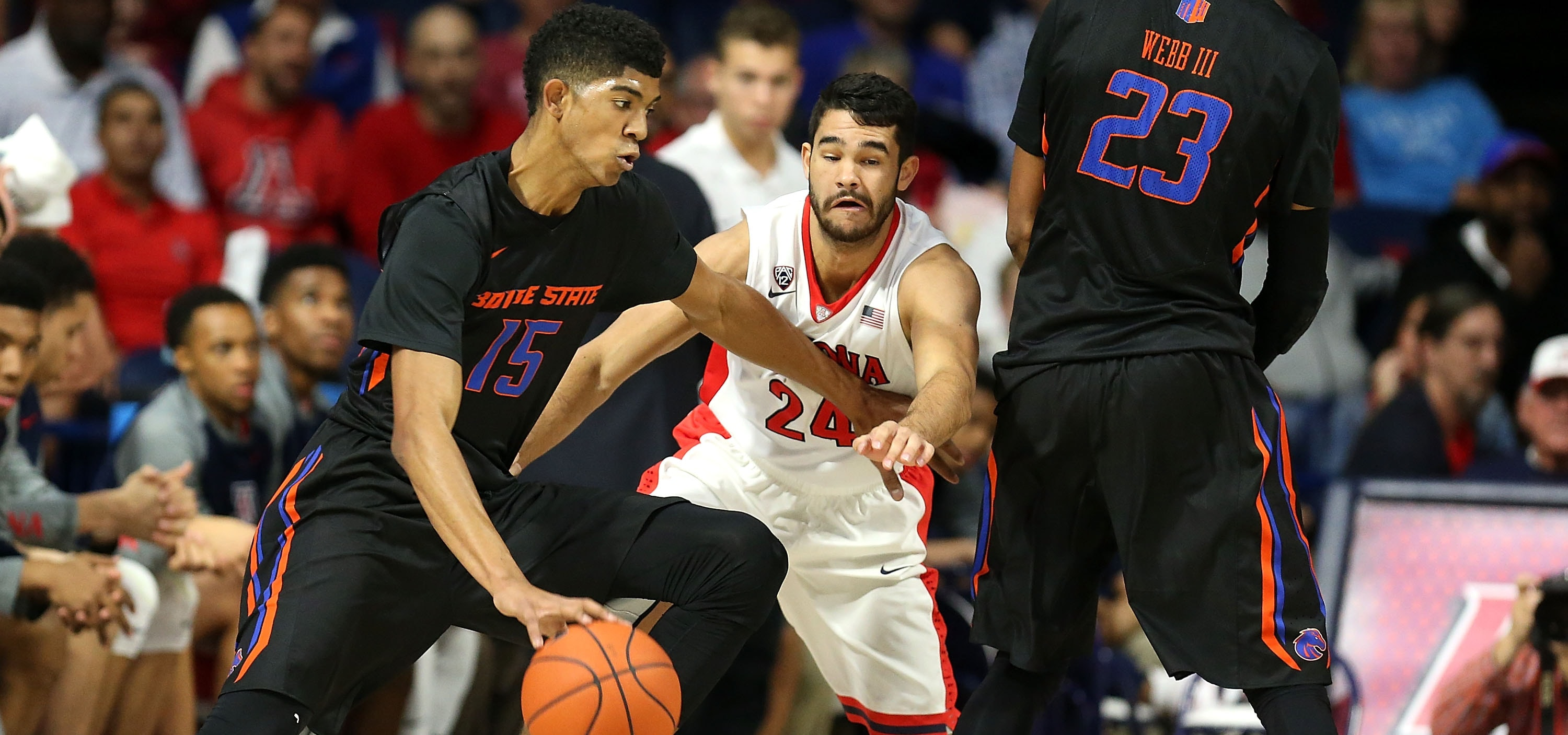 4d6e27e930aa Chandler Hutchison Was A Stat Machine In College