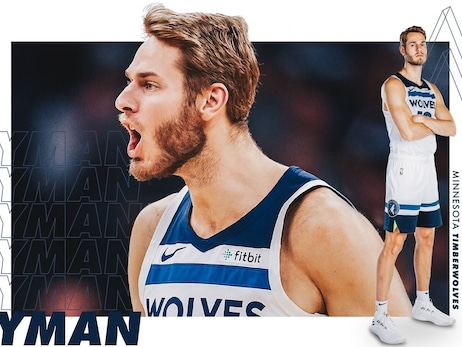 Jake Layman Was Limited In 1st Season With Wolves, But It's Easy To See How Well He Fits