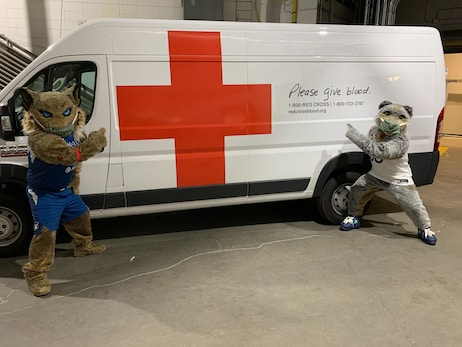 Minnesota Timberwolves and Lynx Host American Red Cross Blood Drive Presented by Anheuser-Busch