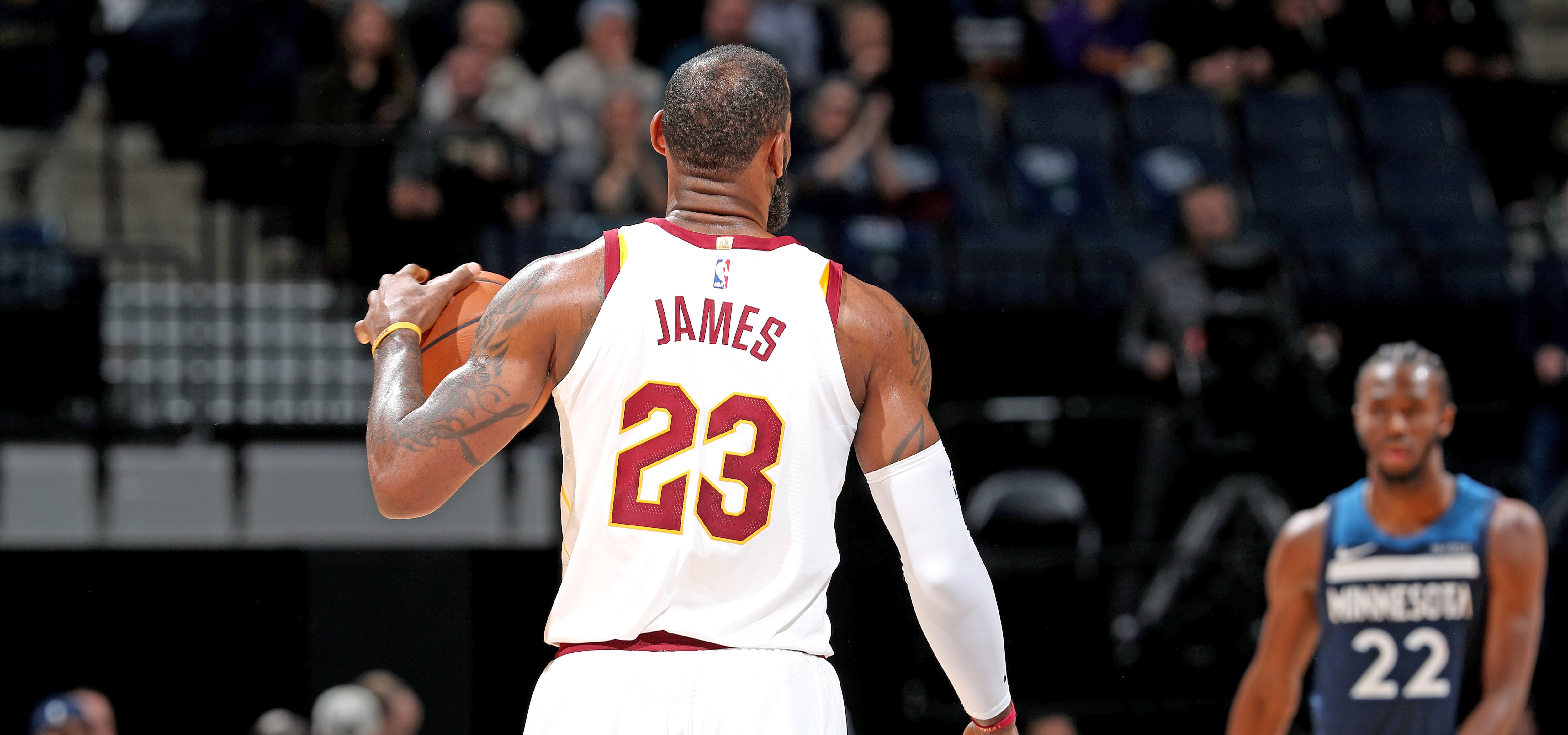 fabbd2bf141 Reminder  The Cavaliers Still Have LeBron James