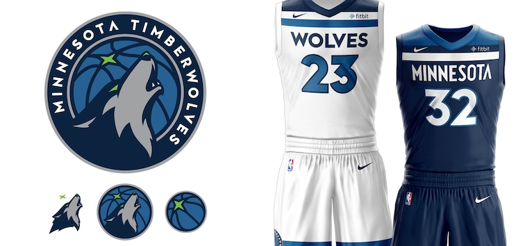 A Look At The History Of Timberwolves Jerseys Minnesota Timberwolves