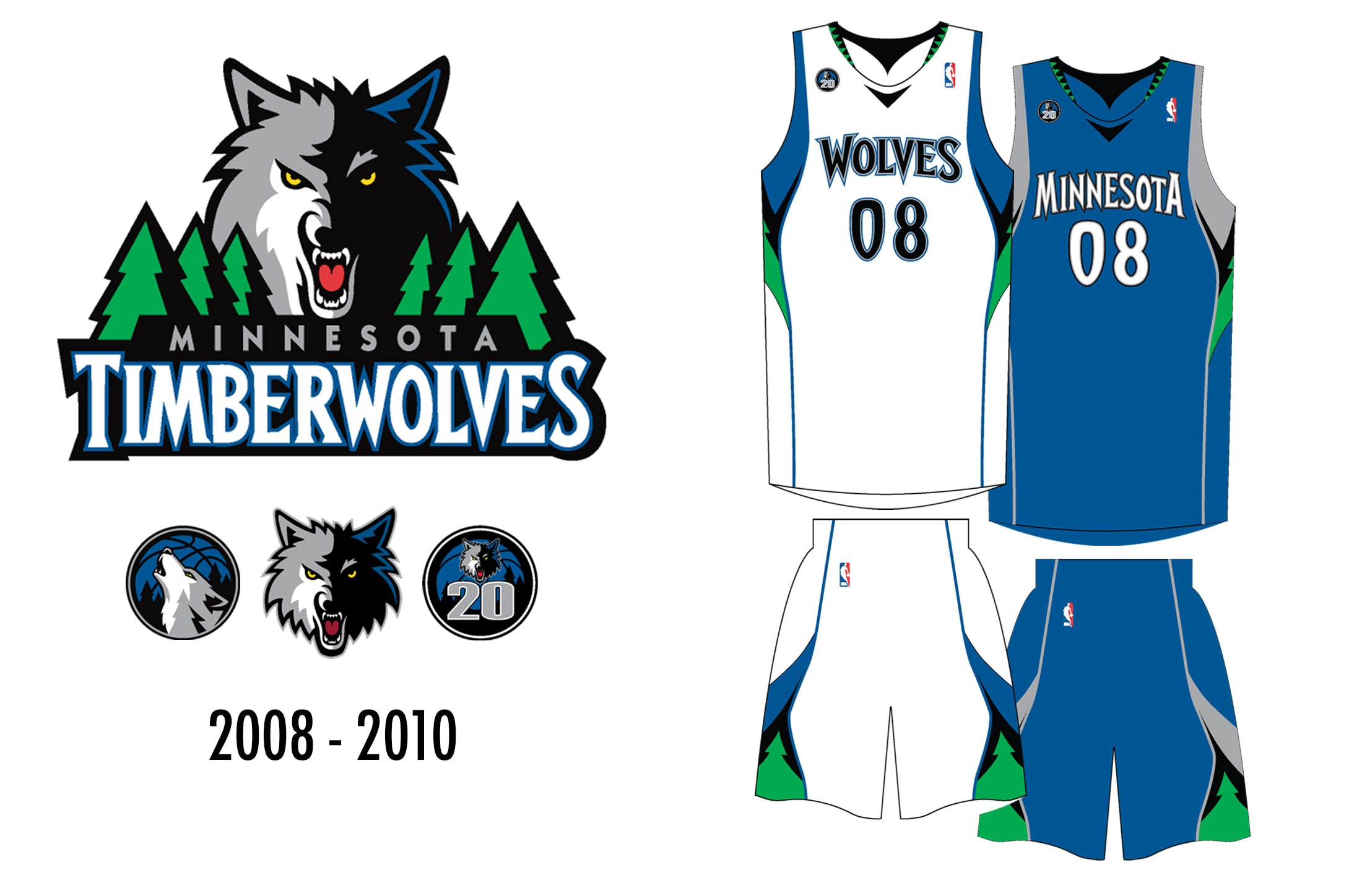 old timberwolves jersey