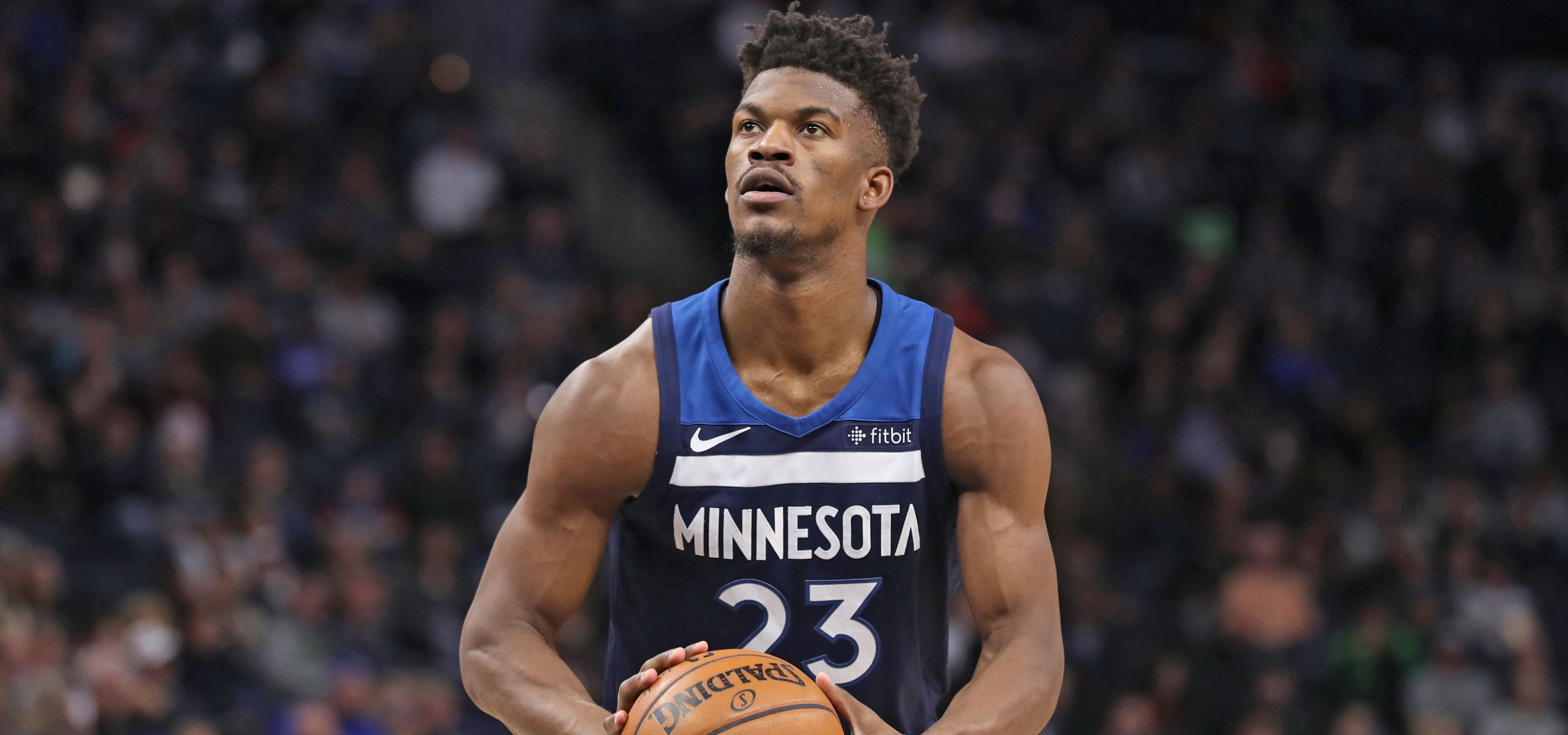 Jimmy Butler Continues To Lead As He Works Towards Return ... edcc468af