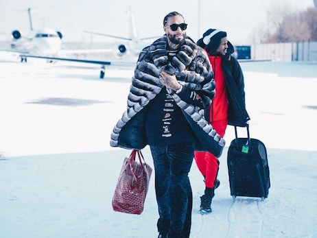 Gallery: James Johnson's Top Arrival Outfits