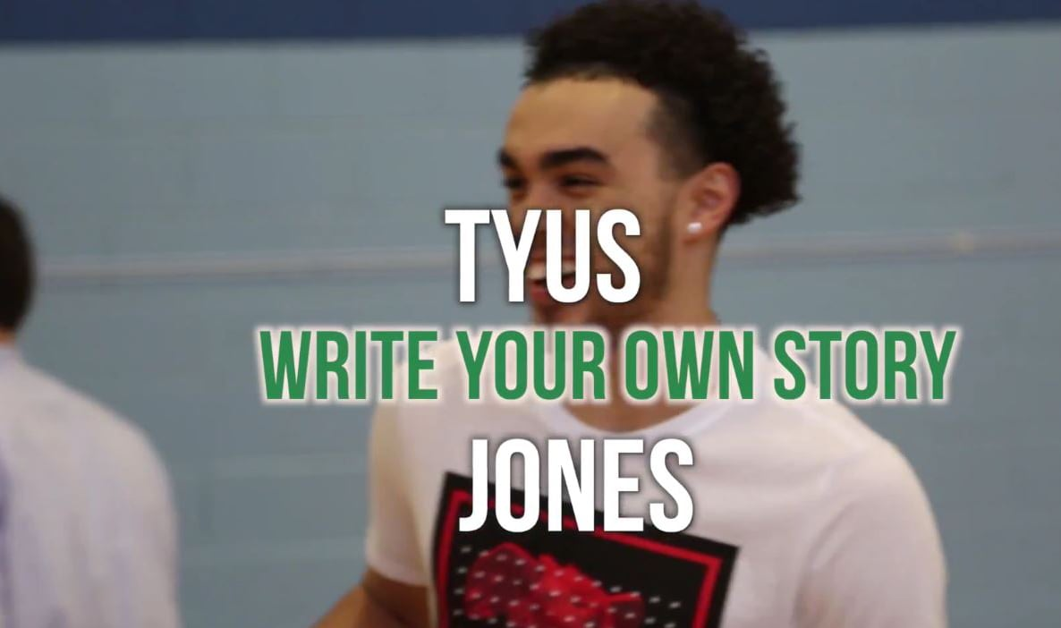 Jones-write-your-own-story