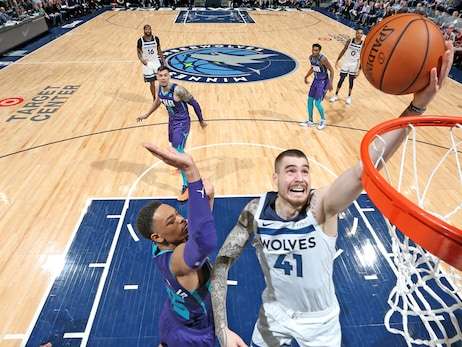 Hernangomez Excels In Expanded Role With Wolves
