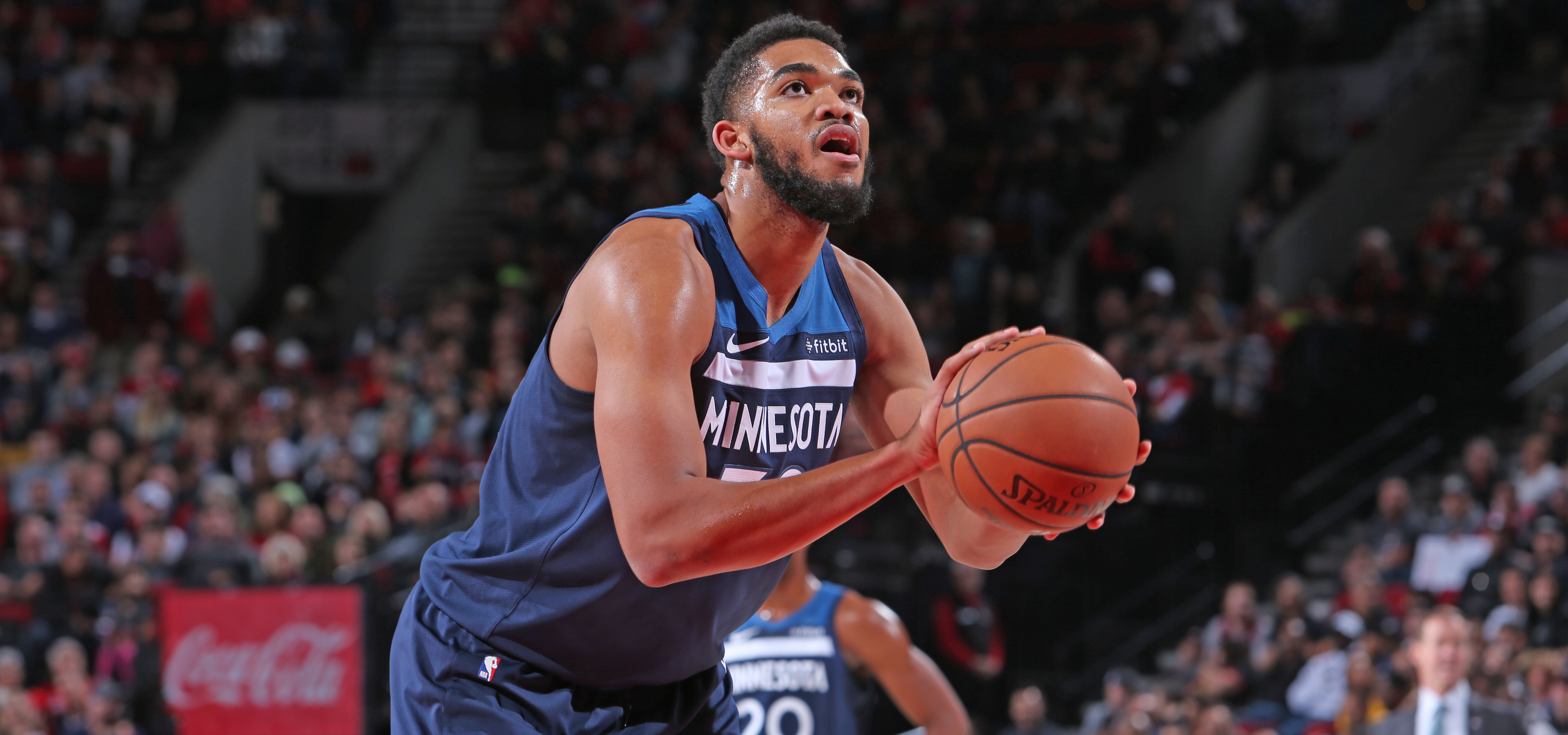 Karl-Anthony Towns Has Made Huge Strides On Defense  fe5aff8a5