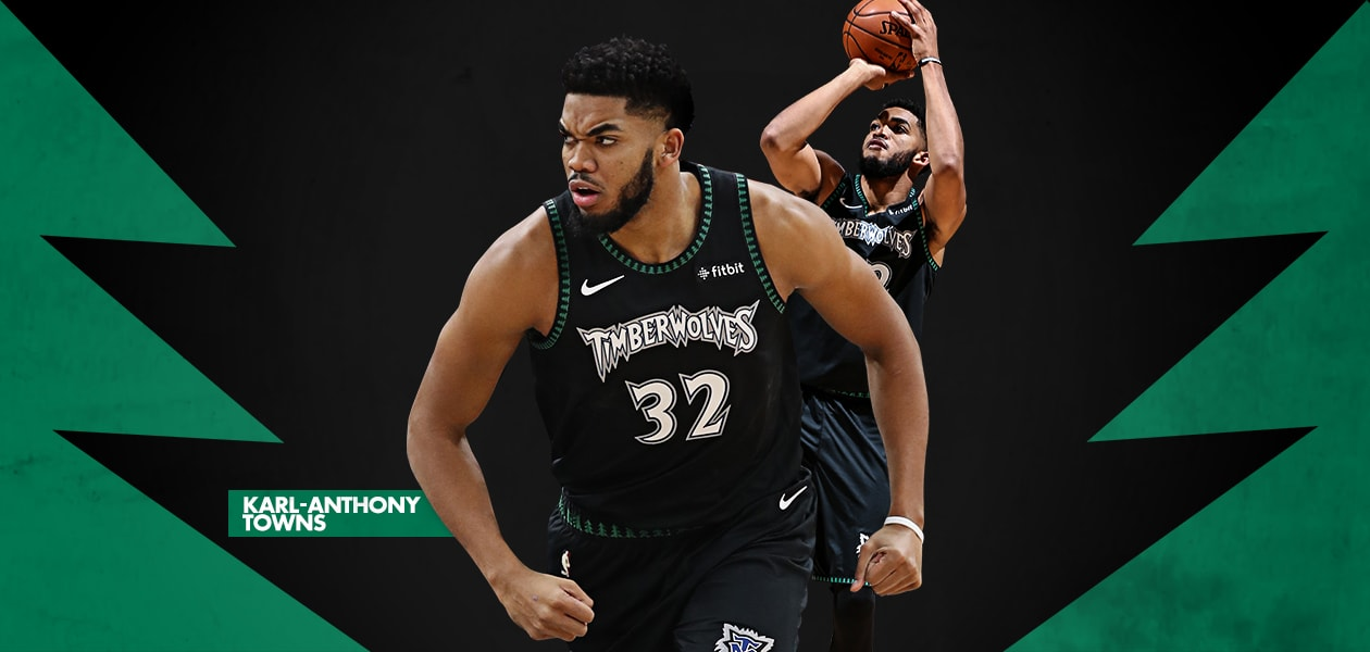 Karl Anthony Towns Is An Incredibly Unique Nba Talent Minnesota