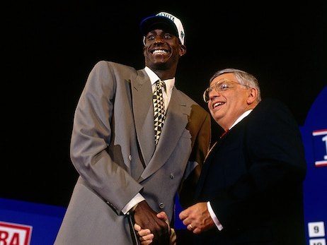 Celebrating The 25th Anniversary Of The 1995 NBA Draft