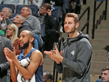 Jake Layman Is Ready To Show (Again) How Important He Can Be For The Timberwolves