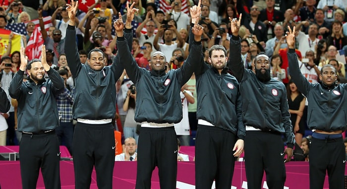2012 Usa Men S And Women S Olympic Teams Share Usa