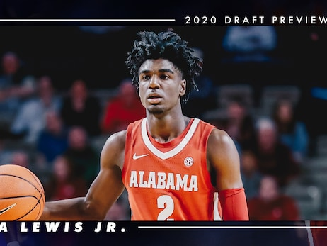 2020 NBA Draft Profile: Kira Lewis, Jr.
