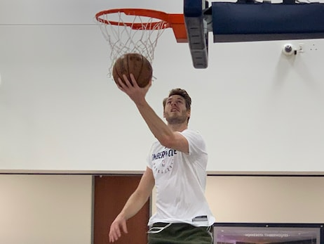 Gallery | Timberwolves Open Practice Facility For Voluntary Workouts