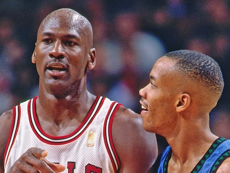 History Vault: Timberwolves Finally Take Down Jordan's Bulls
