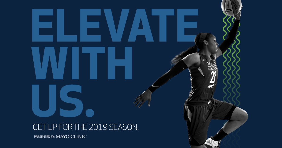Elevate With Us.