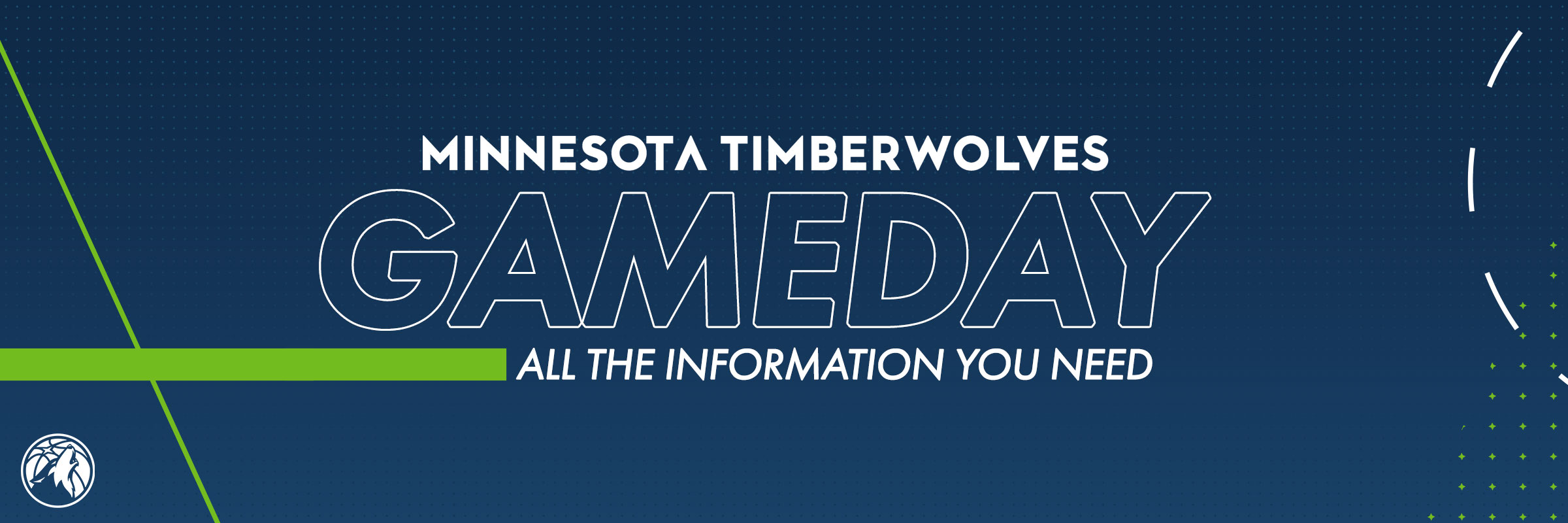 830ed8d2aa2 Timberwolves Gameday Information