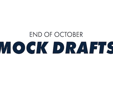 Latest Mock Drafts: The End Of October