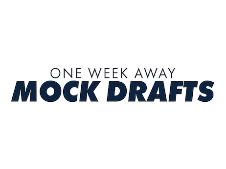 One Week Away: The Latest Mock Drafts