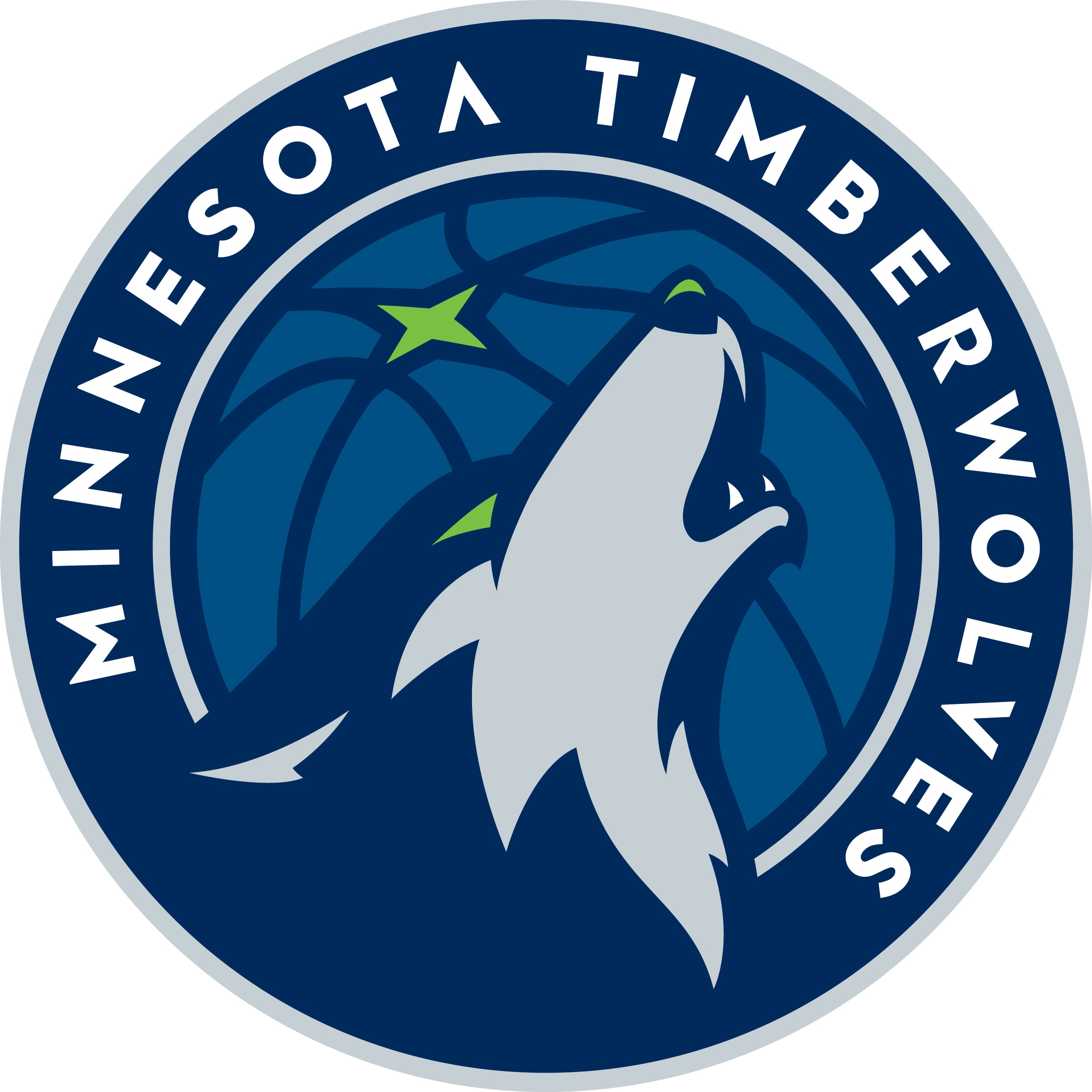 Timberwolves New Logo for 2017-18 Season Unveiled ...