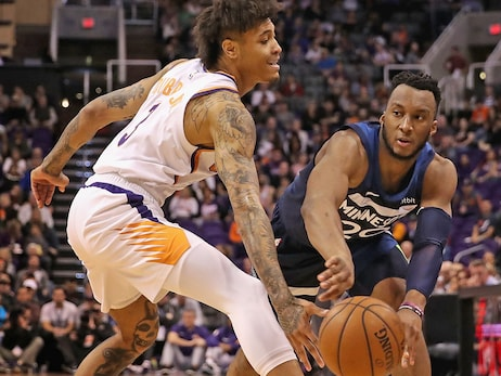 Josh Okogie Continues To Look Like An Absolute Steal, Posts Career High In Phoenix