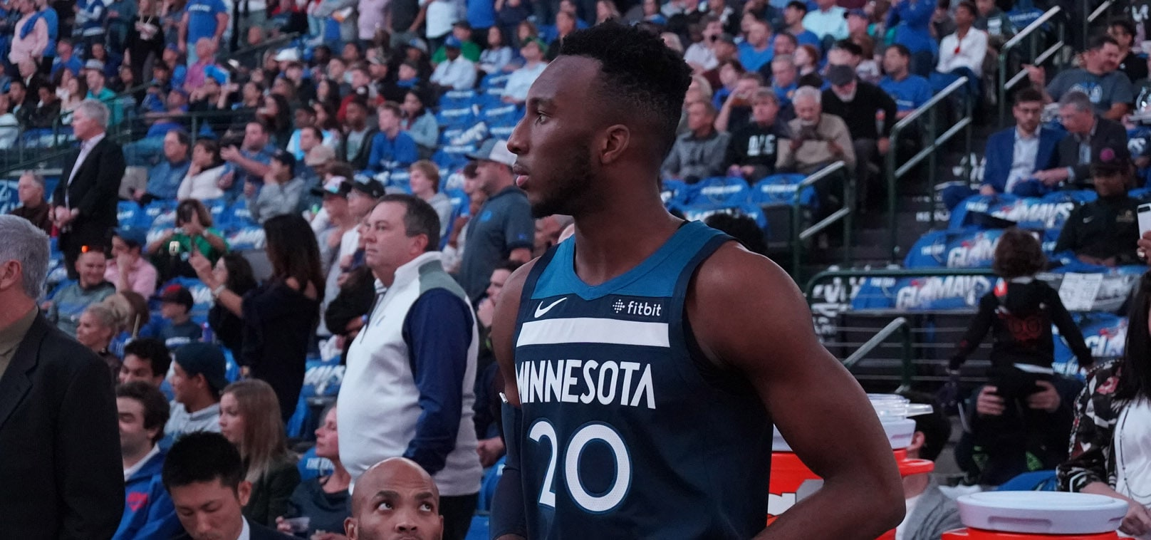 Josh Okogie Brings Plenty Of Energy In 1st-Career Start