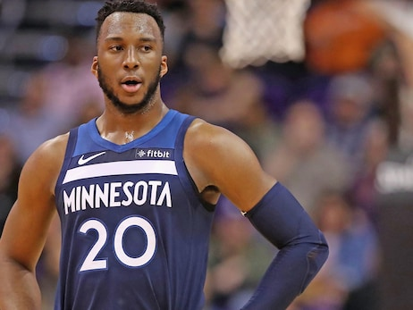 Josh Okogie Is Absolutely Amazing In Third Quarter Stretch Against James Harden