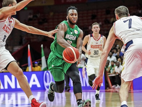 Josh Okogie Once Again Shines For Nigeria In World Cup