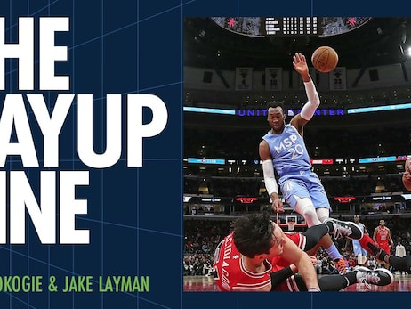 The Layup Line | Roster Reviews Of Jake Layman & Josh Okogie