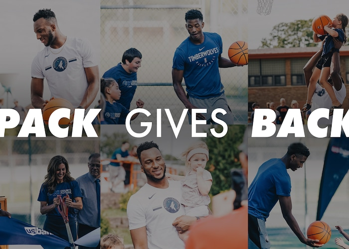 Timberwolves Organization Makes Historic And Innovative Community Investment With New Platform