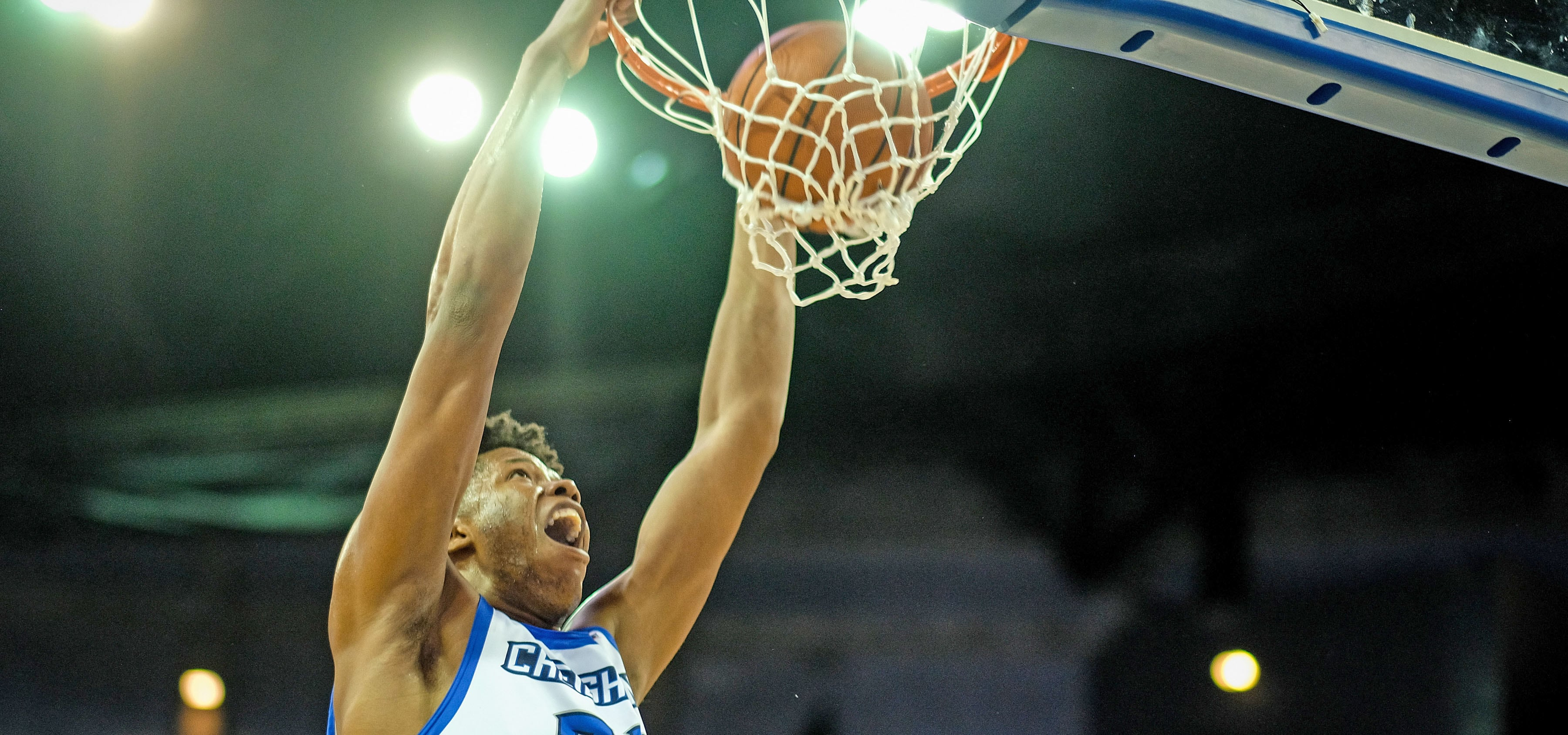 Wolves Acquire Big Man With Plenty Of Promise