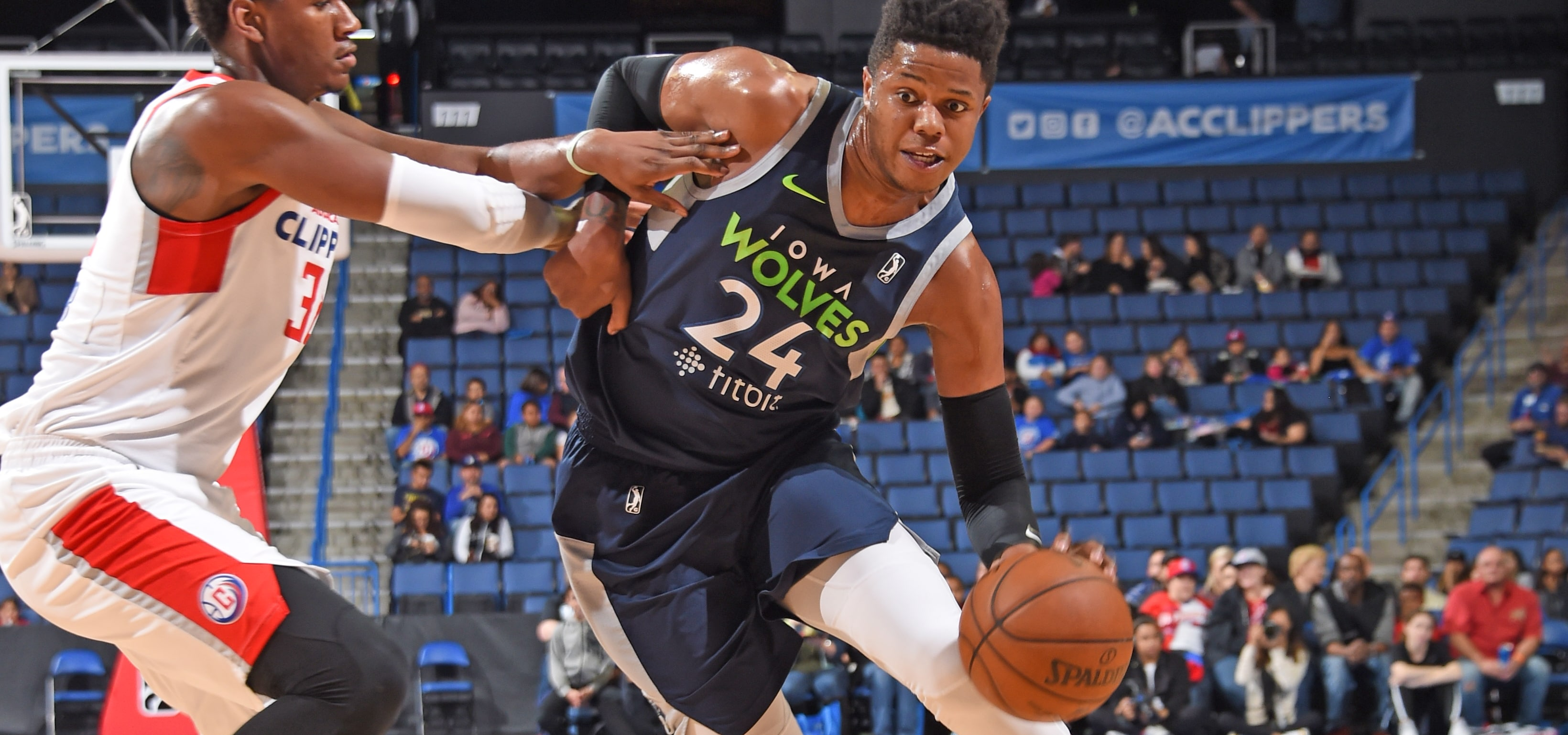 Iowa Wolves President Talks About Upcoming Open Tryouts