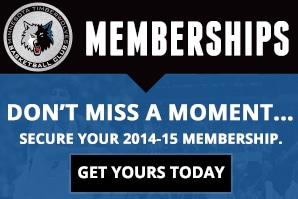 Secure Your 2014-15 Membership Today!