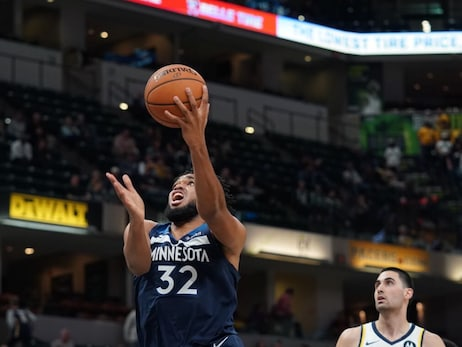 KAT's Big Game, Defense And More From Timberwolves' Preseason Win Over Pacers