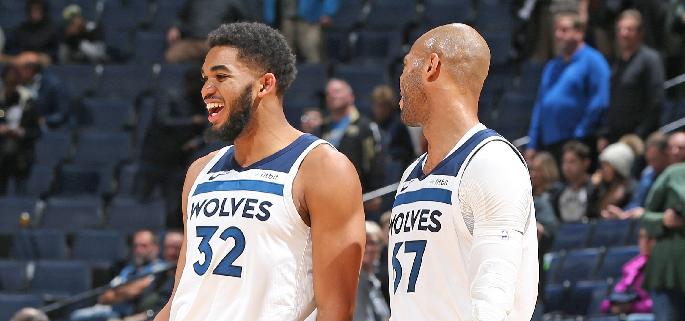 Wolves All Smiles In Team Win Over Pelicans  8c0dd5086