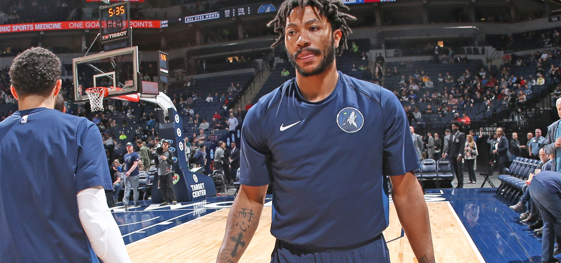 Derrick Rose Available To Play vs. Jazz | Minnesota ...