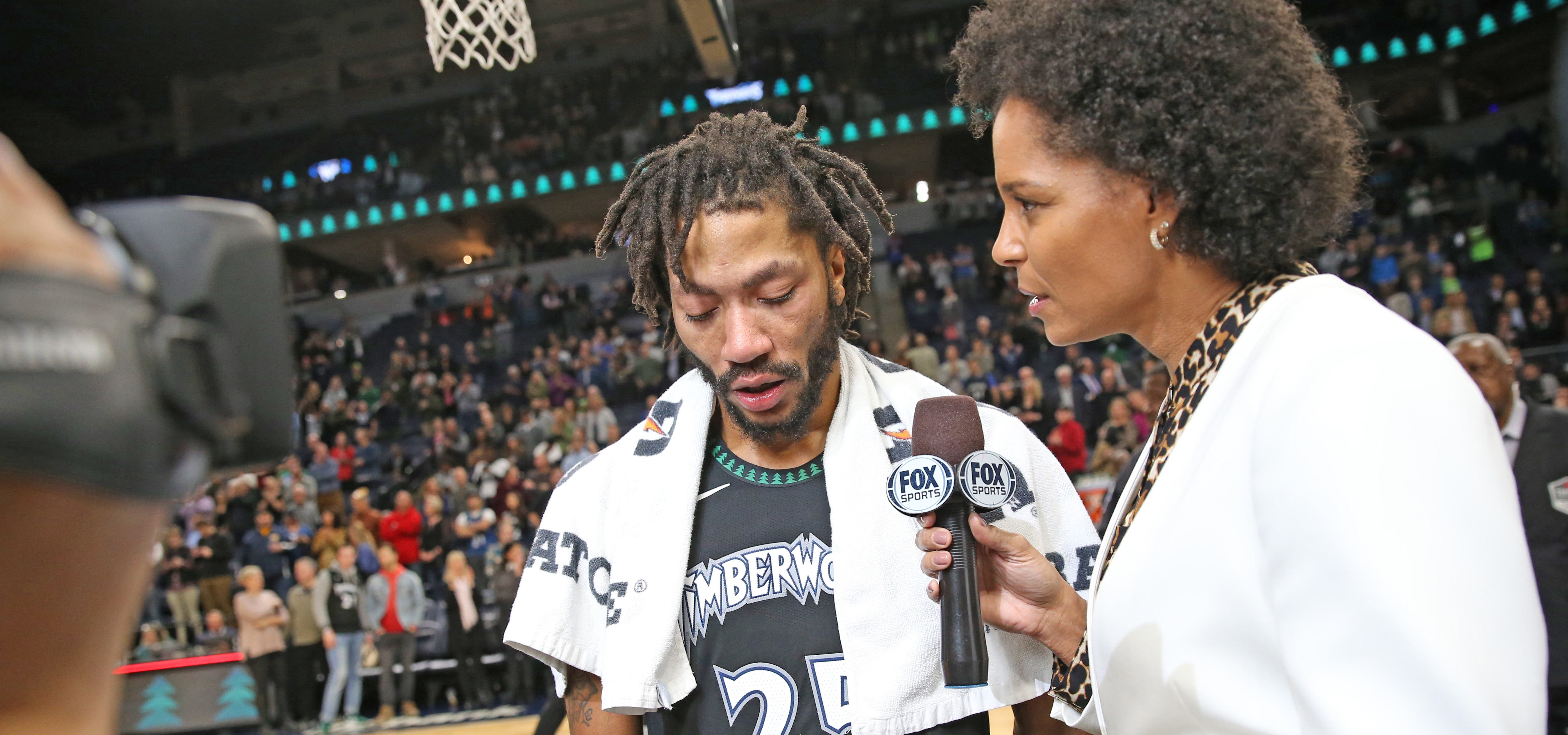 45c32168 Derrick Rose's 50-Point Game Wins Moment Of The Year | Minnesota  Timberwolves