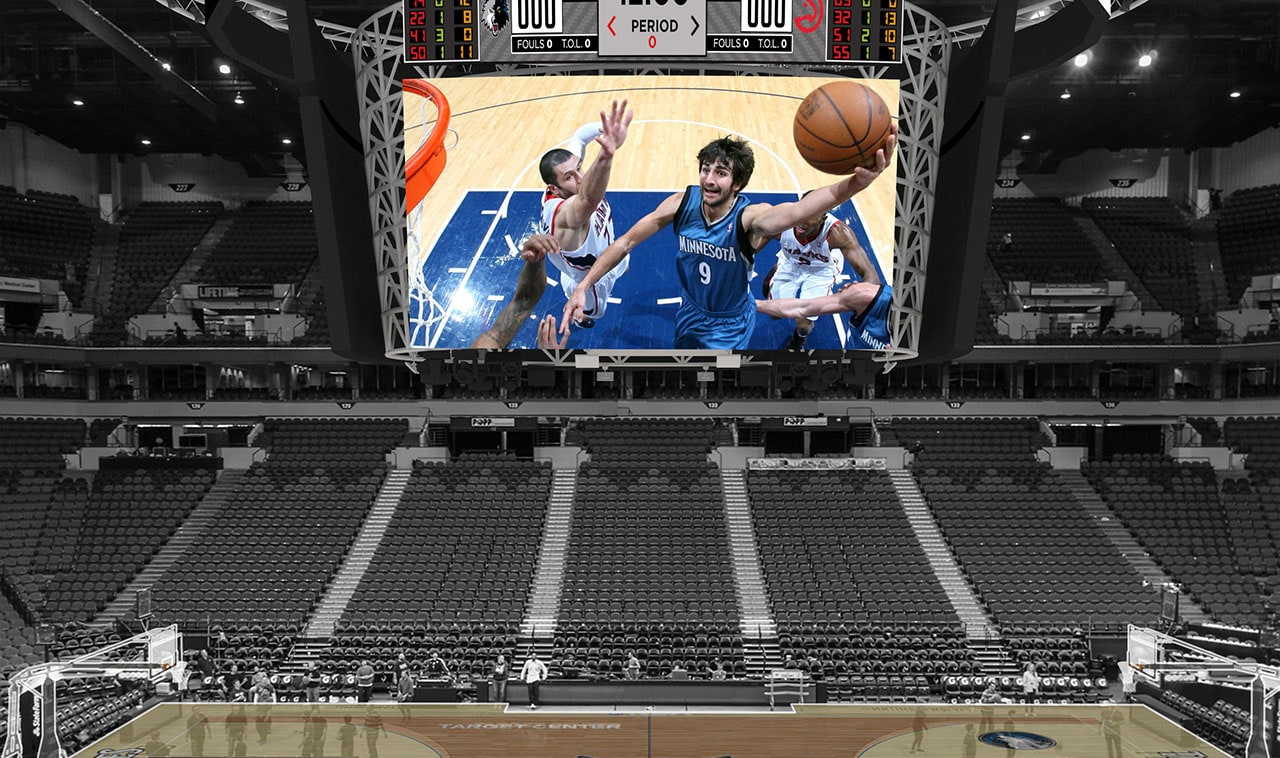 Target Center Is Larger Than Life Renovation To Add