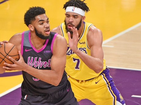 Scouting Report | Wolves at Lakers