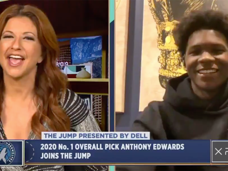'I Love Basketball To Death': Edwards Sets Record Straight On The Jump